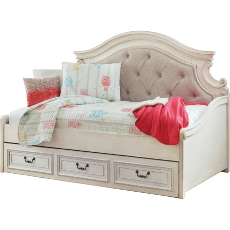 Twin Day Bed with Under Bed Storage