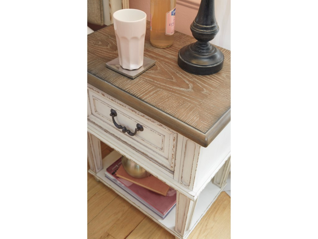 Signature Design by Ashley Realyn1-Drawer Nightstand