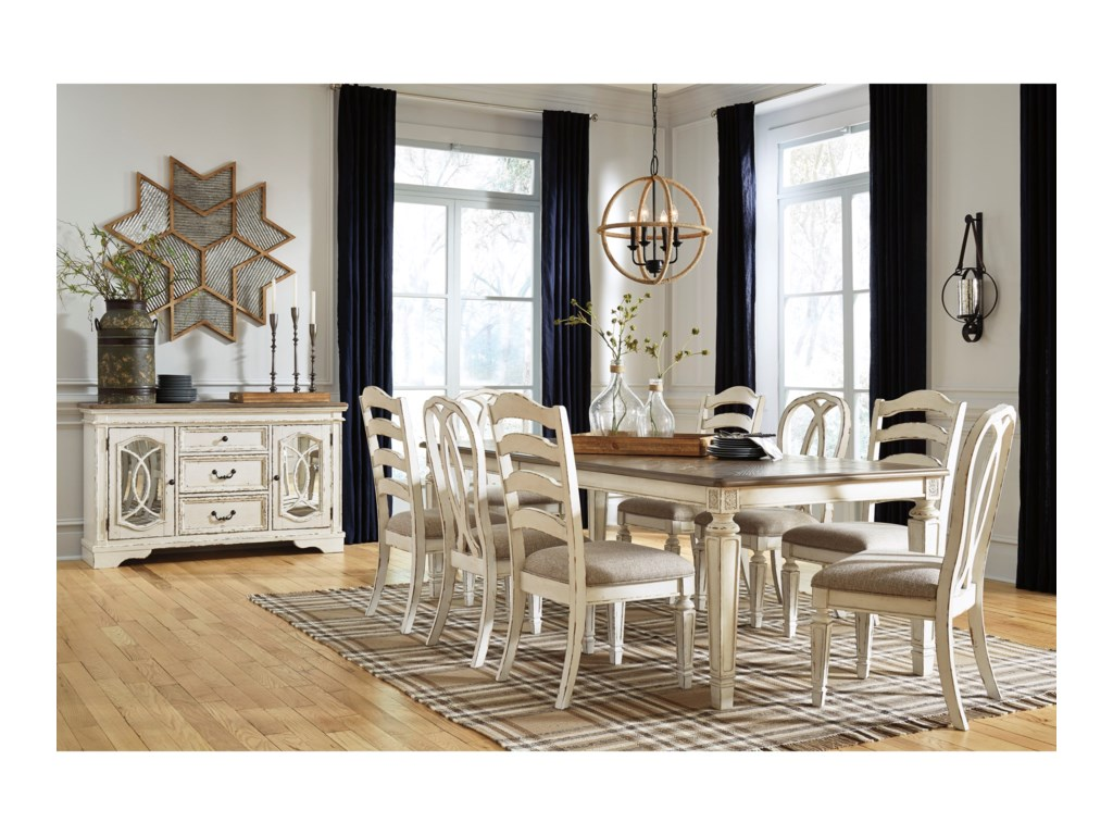 Signature Design by Ashley RealynFormal Dining Room Group