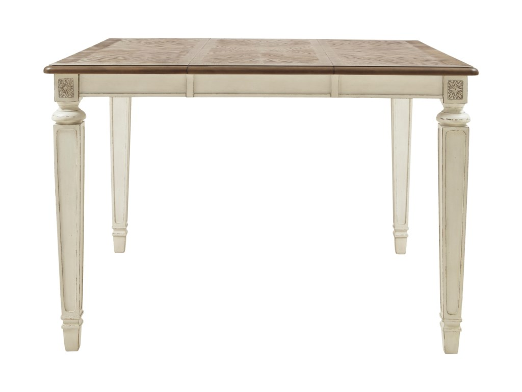 Signature Design by Ashley RealynSquare Counter Extension Table