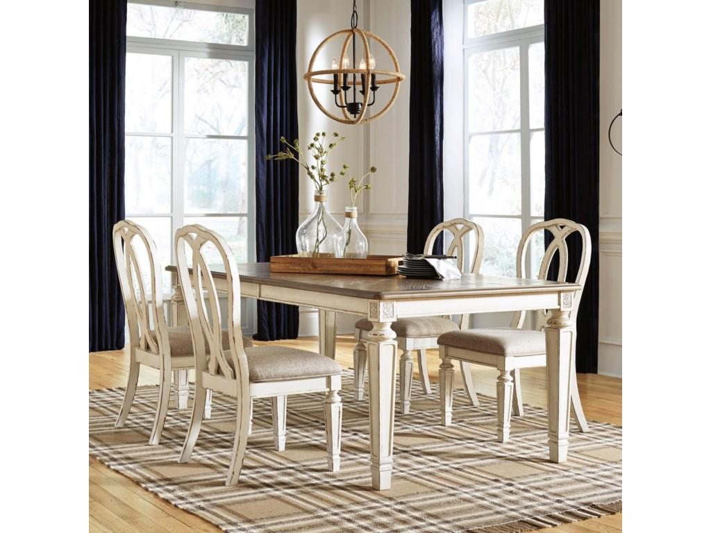Signature Design by Ashley Claire5-Piece Rectangular Table and Chair Set