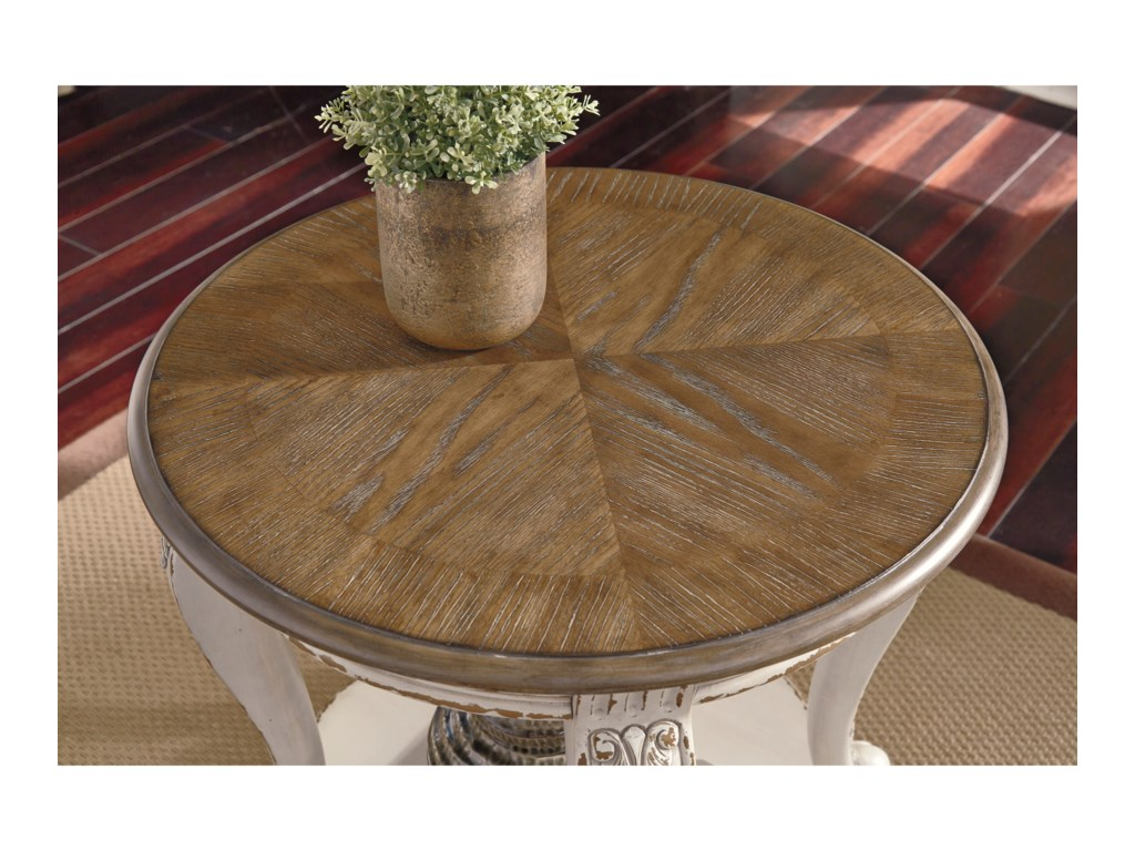 Signature Design by Ashley ClaireRound End Table
