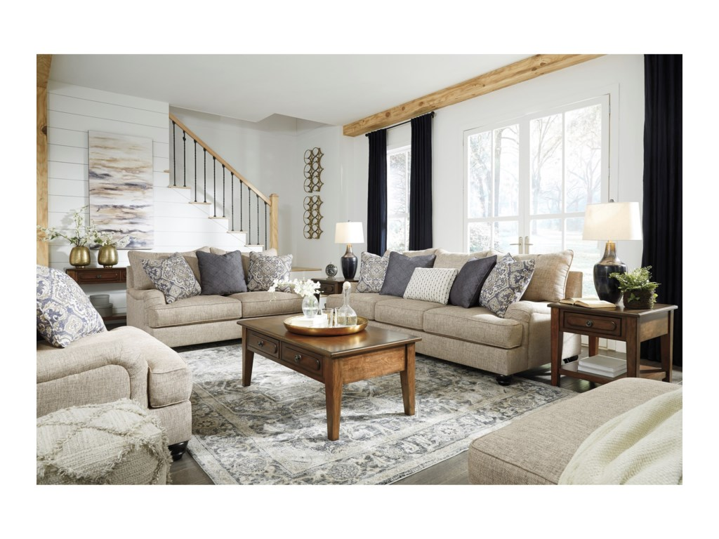 Signature Design by Ashley ReardonLiving Room Group