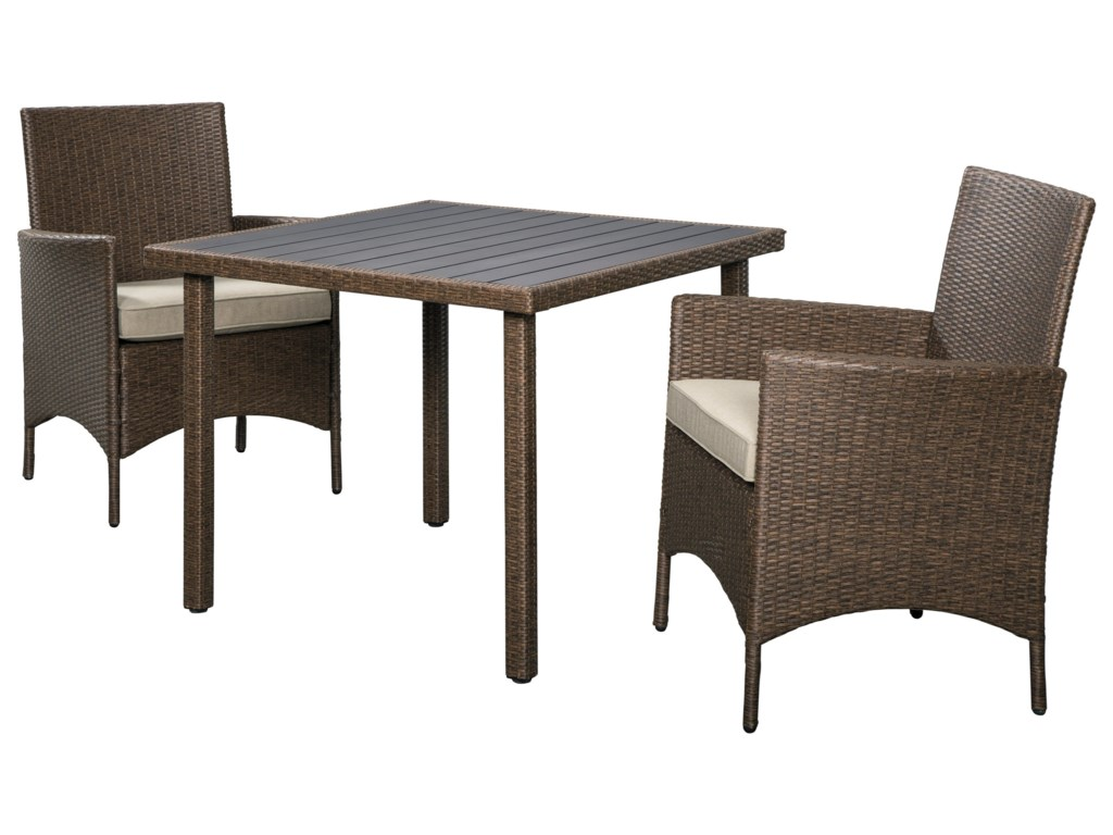 Signature Design by Ashley ReedenhurstSquare Dining Table Set