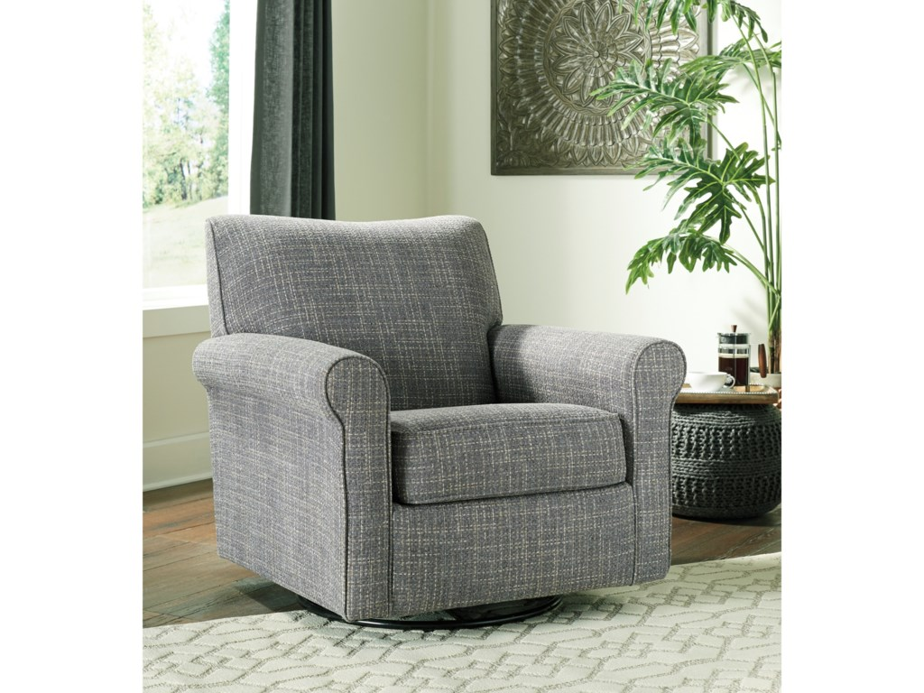 Signature Design by Ashley RenleySwivel Glider Accent Chair
