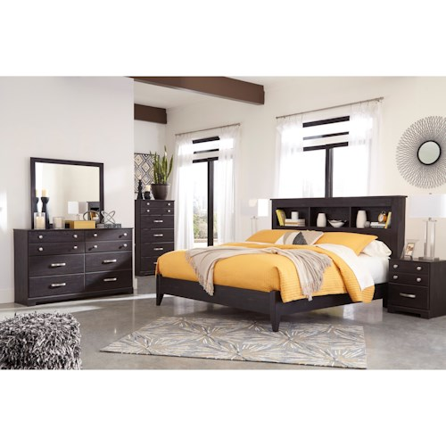 Signature Design by Ashley Reylow King Bedroom Group