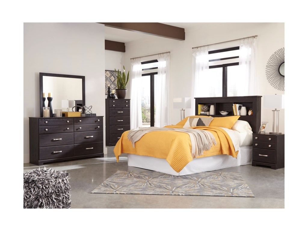 Signature Design by Ashley ReylowQueen Bedroom Group