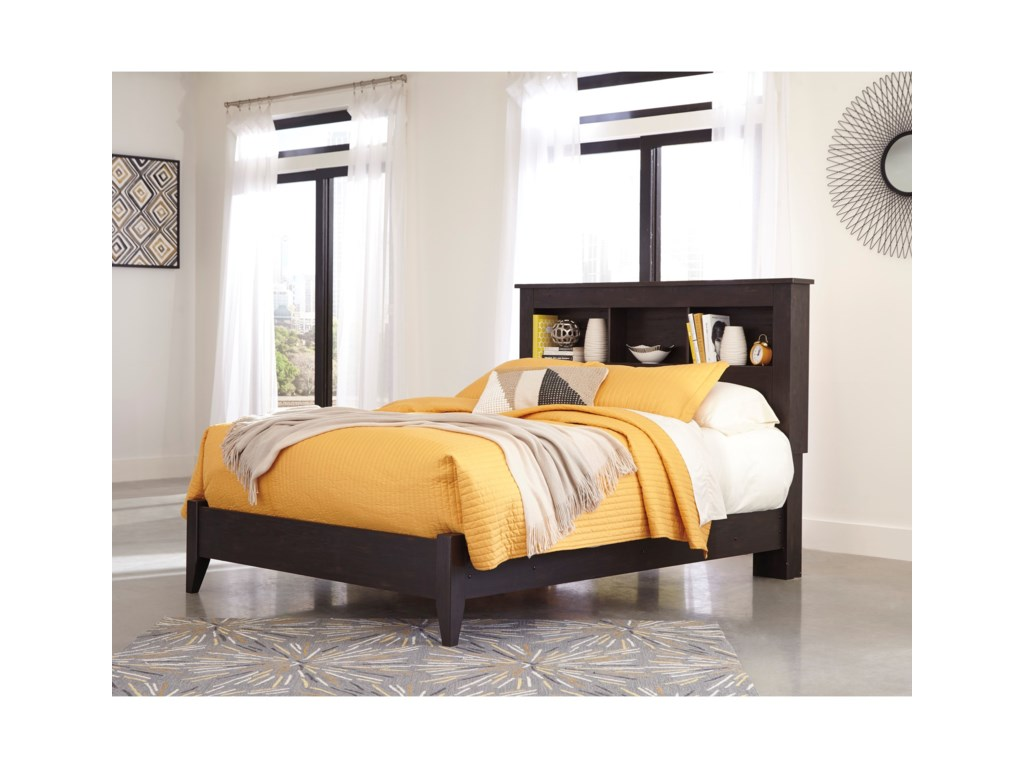 Signature Design by Ashley ReylowQueen Bookcase Bed