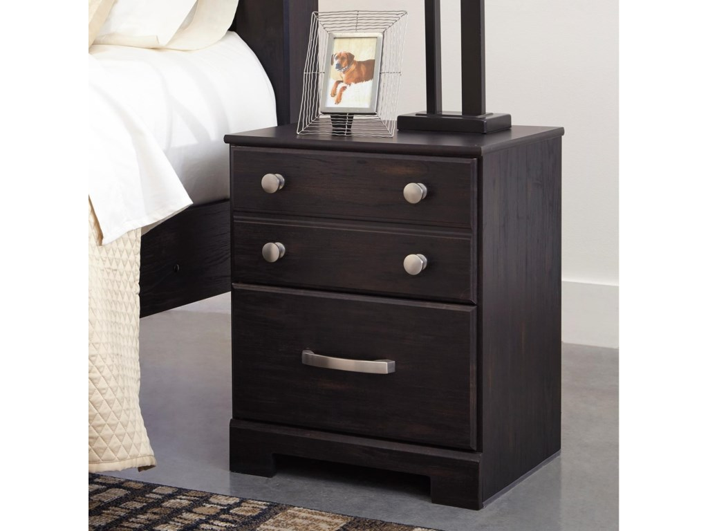 Signature Design by Ashley Reylow2 Drawer Nightstand