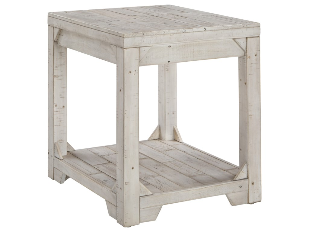 Signature Design by Ashley FregineRectangular End Table