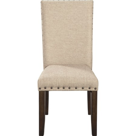 Upholstered Dining Side Chairs