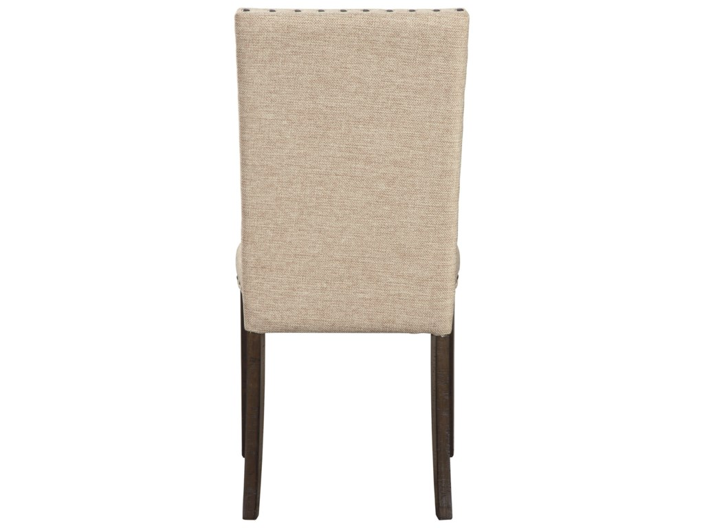 Signature Design by Ashley RokaneUpholstered Dining Side Chairs