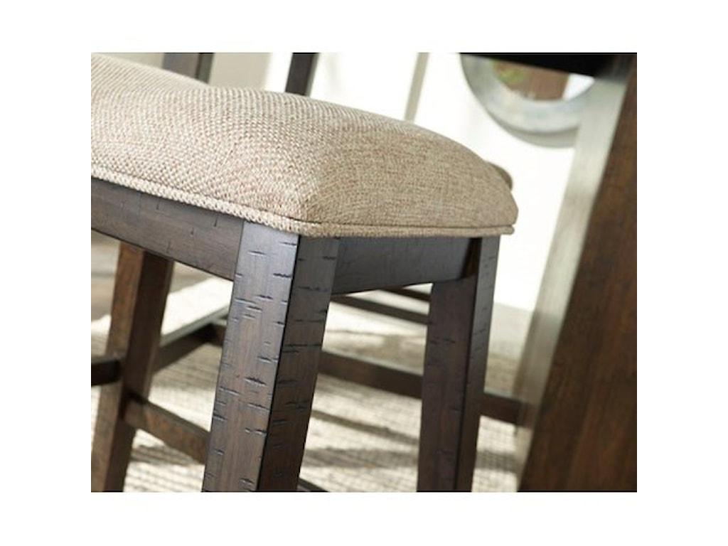 Signature Design by Ashley Rokane3-Piece Rectangular Counter Table Set