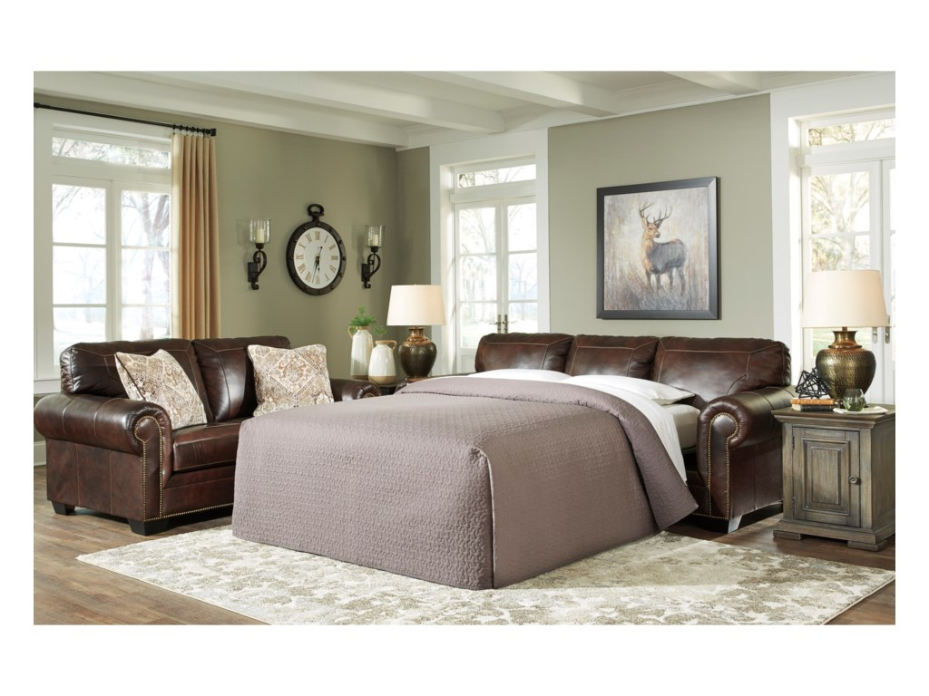 Signature Design by Ashley RolesonQueen Sofa Sleeper