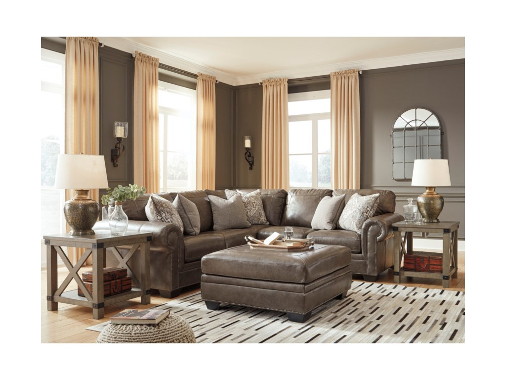 Signature Design by Ashley Roleson2-Piece Sectional