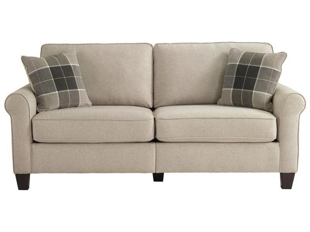 Morris Home RosalynRosalyn Sofa with Accent Pillows