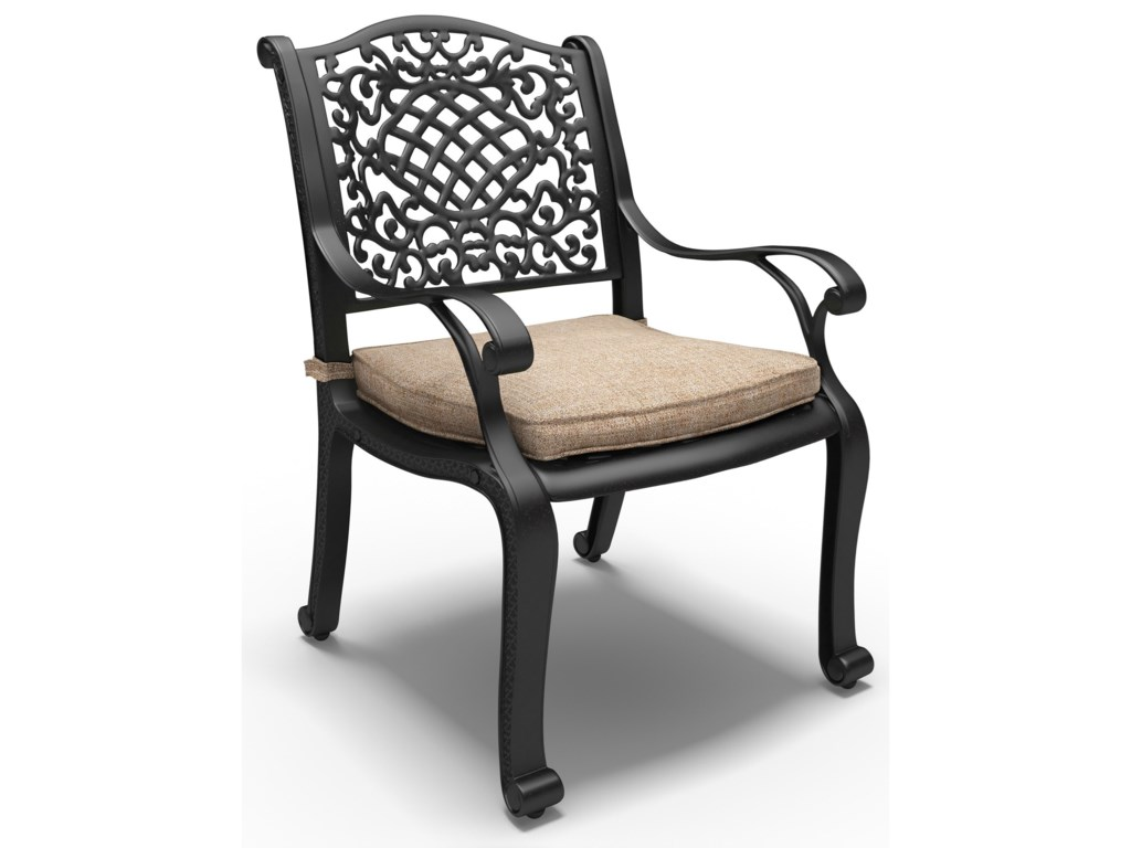 Signature Design by Ashley Rose ViewChair with Cushion