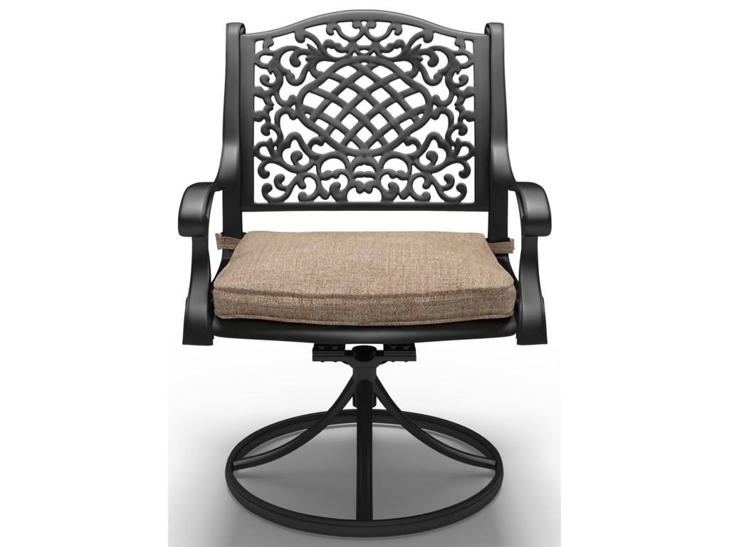 Ashley (Signature Design) Rose ViewSwivel Chair with Cushion