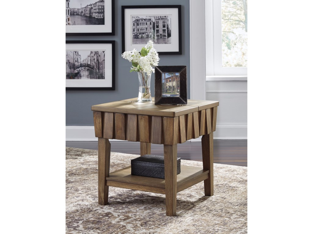 Signature Design by Ashley RowenbeckRectangular End Table