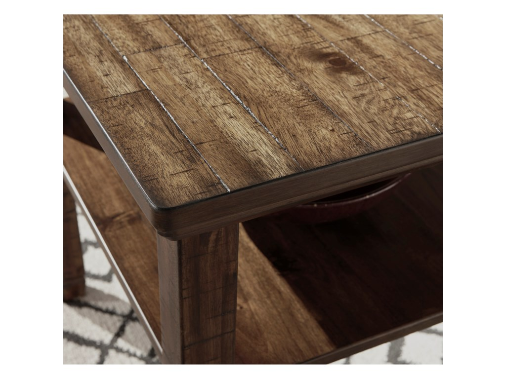 Signature Design by Ashley RoyardRectangular End Table