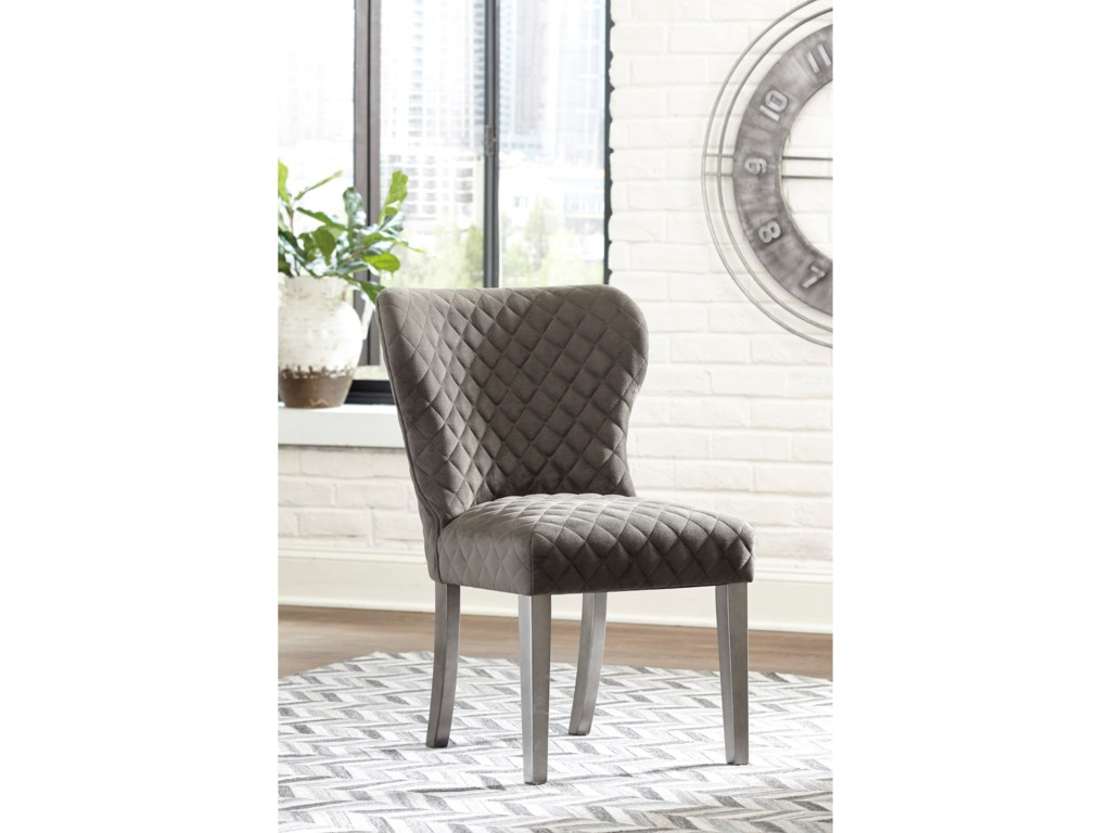 Signature Design by Ashley RozzelliDining Upholstered Side Chair