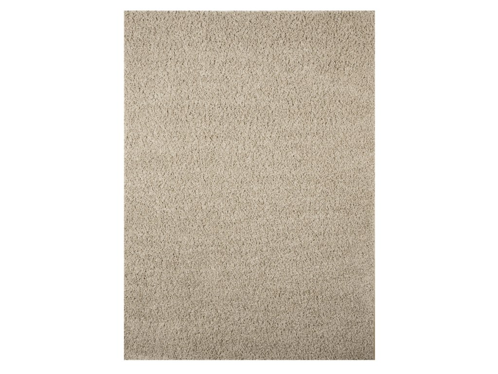 Signature Design by Ashley Contemporary Area RugsCaci Beige Medium Rug