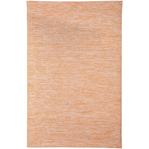Signature Design by Ashley Contemporary Area Rugs Serphina Orange Medium Rug