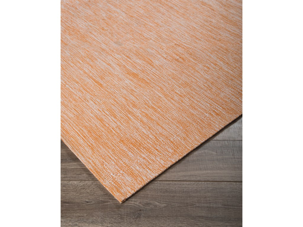 Signature Design by Ashley Contemporary Area RugsSerphina Orange Medium Rug