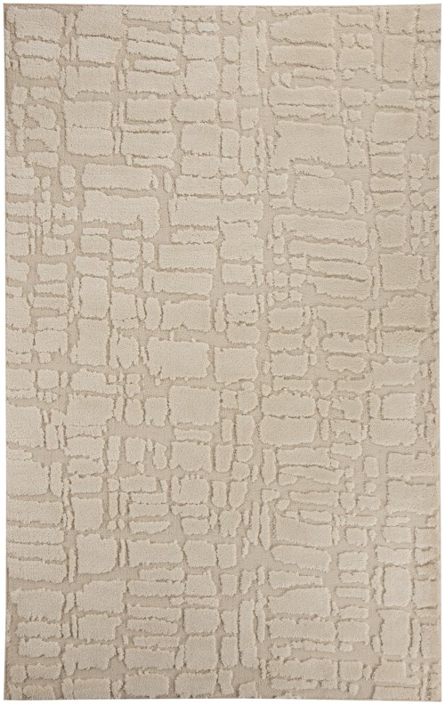 Signature Design by Ashley Contemporary Area Rugs Dugan Cream/Taupe Large Rug