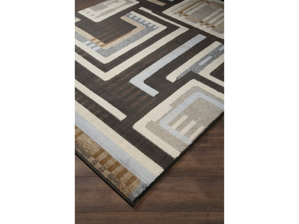 Signature Design by Ashley Contemporary Area RugsJuhani Multi Medium Rug