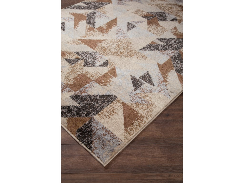 Signature Design by Ashley Contemporary Area RugsJun Multi Medium Rug