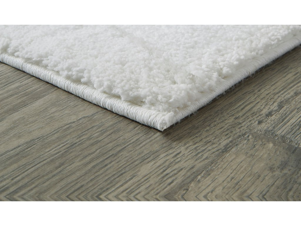 Collection # 4 Contemporary Area RugsScarrit Ivory Medium Rug