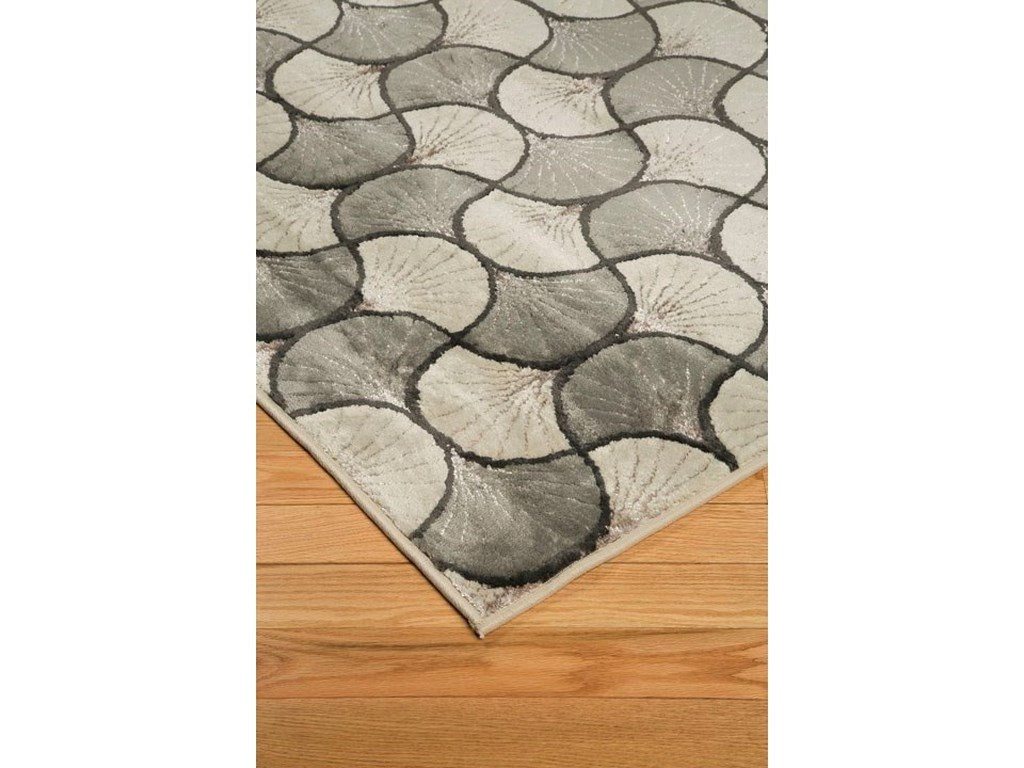Signature Design by Ashley Contemporary Area RugsJaquan Metallic Medium Rug