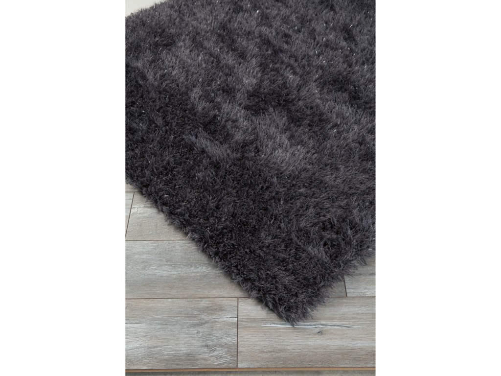 Ashley Signature Design Contemporary Area RugsJaznae Gray Large Rug