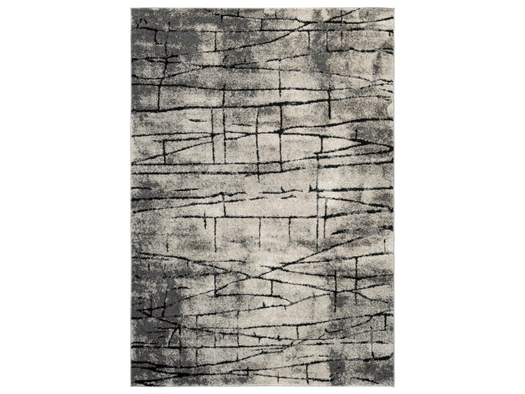 Signature Design by Ashley Contemporary Area RugsCasten Tan Medium Rug