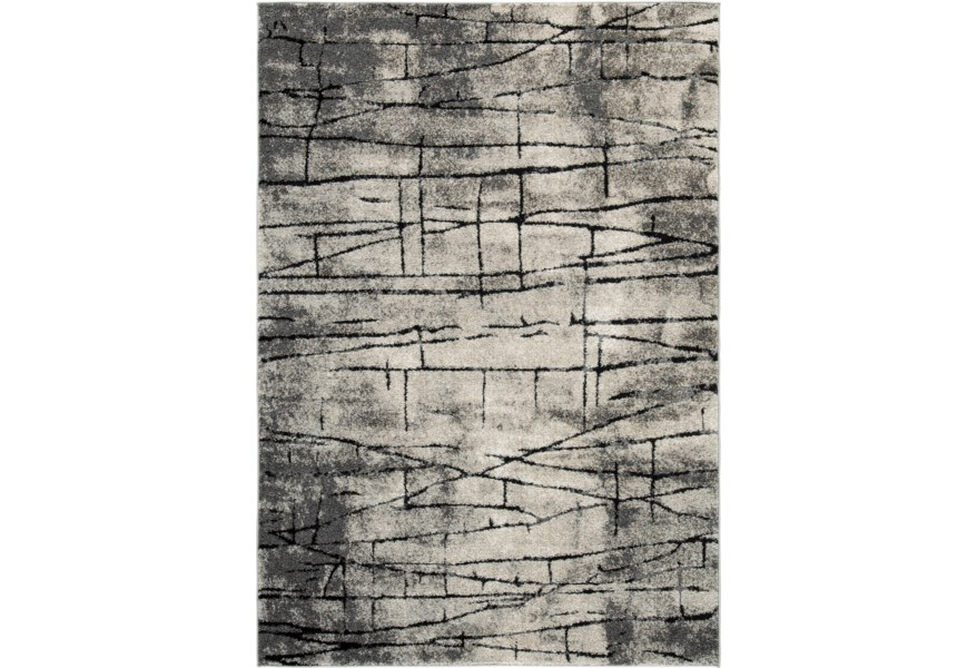 Contemporary Area Rugs Casten Tan