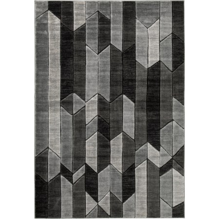 Chayse Gray Medium Rug