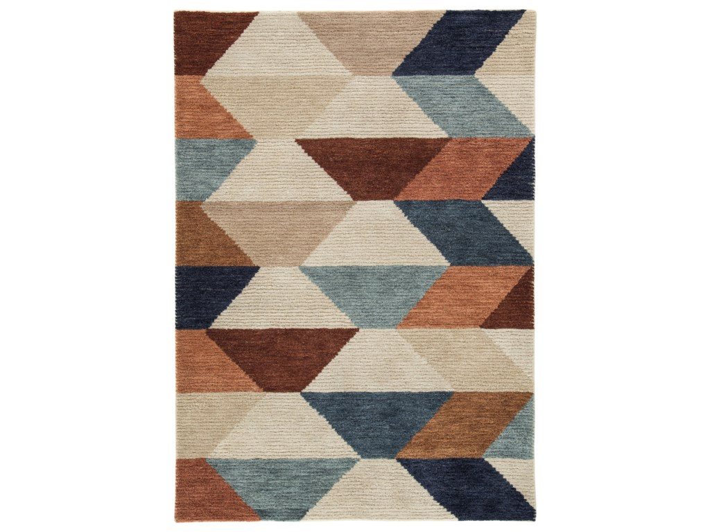 Ashley Signature Design Contemporary Area RugsJacoba Multi Large Rug