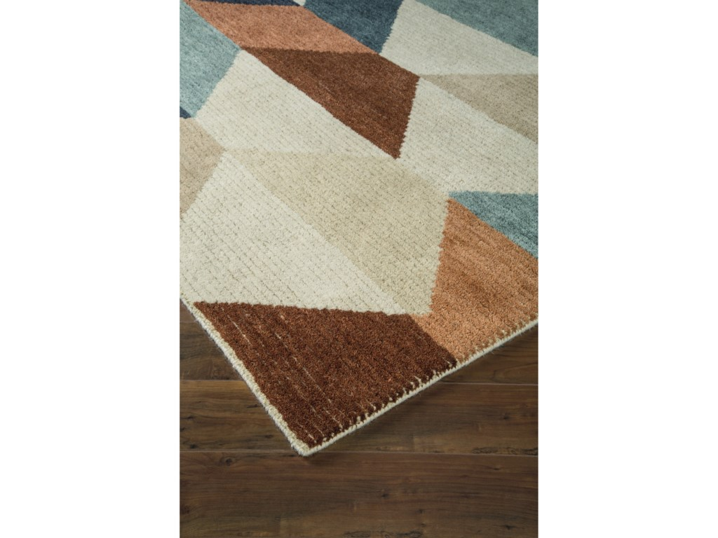 Signature Design by Ashley Contemporary Area RugsJacoba Multi Medium Rug