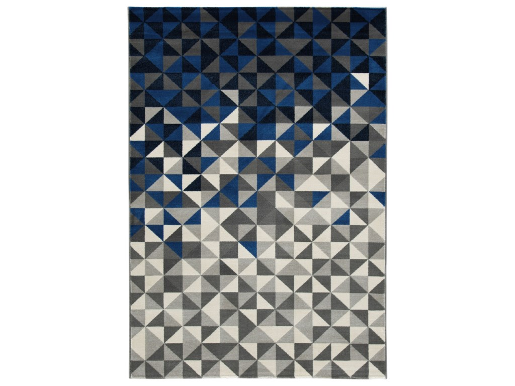 Collection Three (Showroom Closing Sale) Contemporary Area RugsJuancho Multi Large Rug