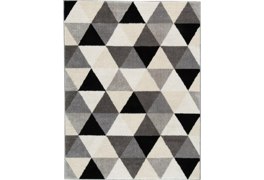 Ashley Contemporary Area Rugs Jamaun