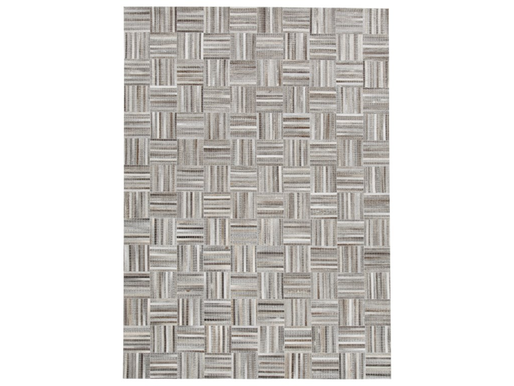 Signature Design by Ashley Contemporary Area RugsGilham Gray Large Rug