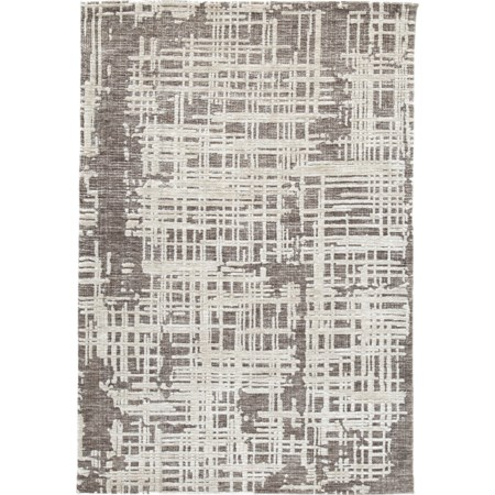 Makalo Gray Medium Rug