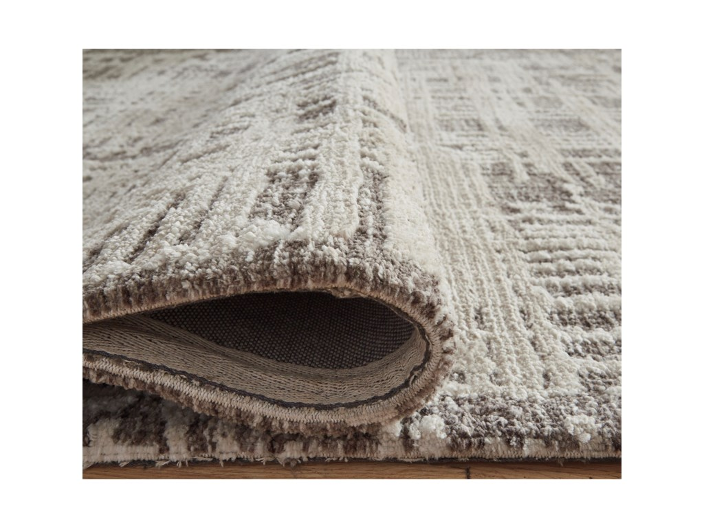 Signature Design by Ashley Contemporary Area RugsMakalo Gray Large Rug
