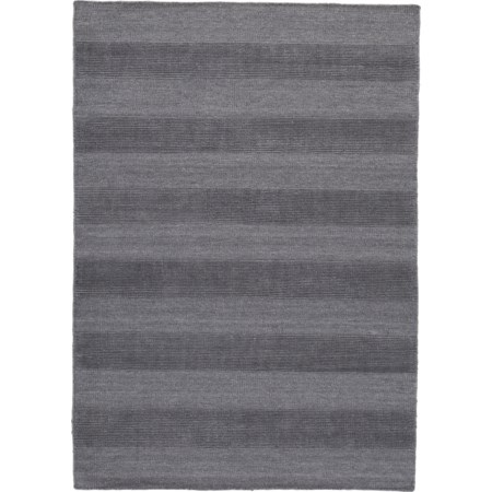 Kaelynn Charcoal Large Rug