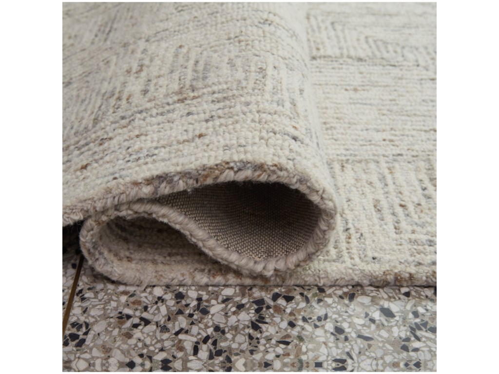 Signature Design by Ashley Contemporary Area RugsCaronwell Ivory/Brown/Gray Medium Rug