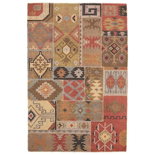 Signature Design by Ashley Traditional Classics Area Rugs Posey Multi Medium Rug