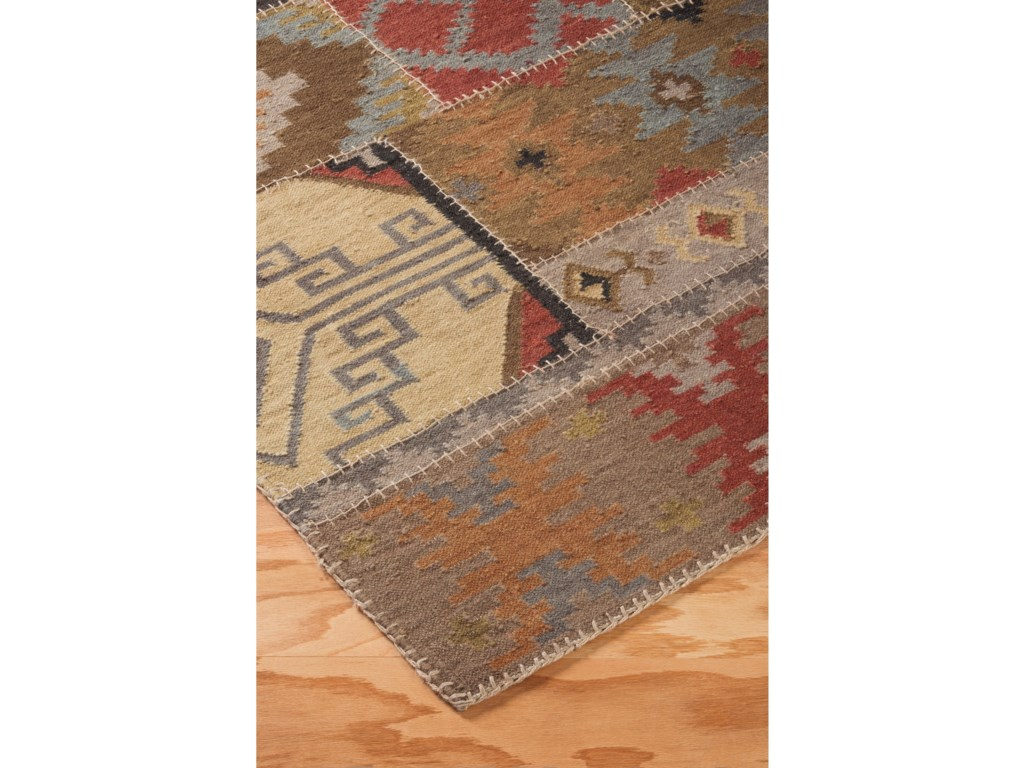 Signature Design by Ashley Traditional Classics Area RugsPosey Multi Medium Rug