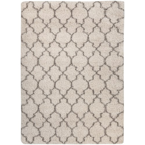 Signature Design by Ashley Traditional Classics Area Rugs Gate - Cream Medium Rug