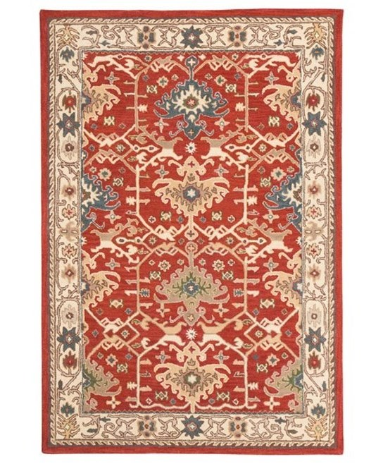 Signature Design by Ashley Traditional Classics Area RugsForcher Brick Large Rug